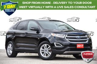 Used 2017 Ford Edge SEL 2.0L ECOBOOST | AWD | REAR CAMERA for sale in Kitchener, ON