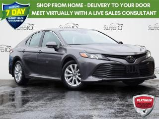Used 2019 Toyota Camry LE| FWD | A/C | POWER WINDOWS for sale in Waterloo, ON