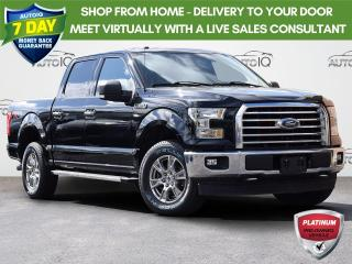 Used 2017 Ford F-150 XLT | 4X4 SUPERCREW | XTR | REMOTE START | TRAILER TOW PACKAGE for sale in Waterloo, ON