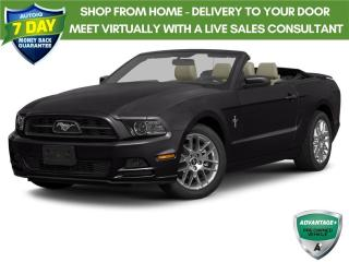 Used 2014 Ford Mustang V6 Premium | CLEAN CARFAX | HTD LEATHER SEATS | PARK ASSIST | SYNC | for sale in Barrie, ON