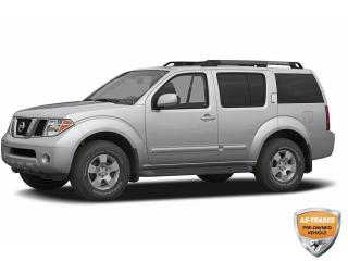 Used 2005 Nissan Pathfinder | CLEAN CARFAX | LEATHER | MOONROOF | for sale in Barrie, ON
