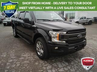 Used 2018 Ford F-150 XLT | ONE OWNER | NAVI | MOONROOF | TRAILER PKG | for sale in Barrie, ON