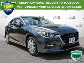 Used 2018 Mazda MAZDA3 50th Anniversary Edition   CLEAN CARFAX   ONE OWNER   HEATED SEATS   REVERSE CAMERA   for sale in Barrie, ON