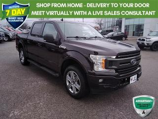 Used 2019 Ford F-150 XLT | ONE OWNER | NAVI | HTD SEATS | SPORT | for sale in Barrie, ON