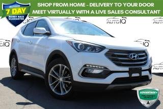 Used 2017 Hyundai Santa Fe Sport 2.0T Limited CERTIFIED AND READY! for sale in Hamilton, ON