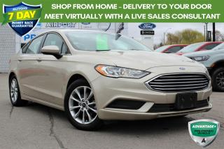 Used 2017 Ford Fusion SE SUPER CLEAN ONE OWNER! for sale in Hamilton, ON