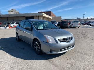 Used 2012 Nissan Sentra for sale in North York, ON