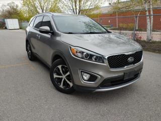 Used 2017 Kia Sorento AWD 4dr V6 7-Seater for sale in North York, ON