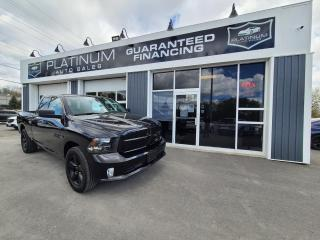 Used 2017 RAM 1500 ST for sale in Kingston, ON