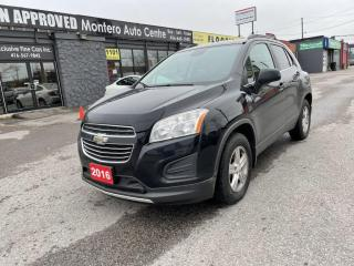 Used 2016 Chevrolet Trax AWD 4dr LT for sale in North York, ON