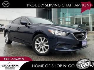 Used 2016 Mazda MAZDA6 GX SALE PENDING for sale in Chatham, ON