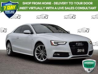 Used 2016 Audi A5 This just in!!! for sale in St. Thomas, ON