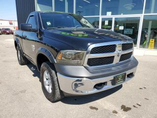 Used 2014 RAM 1500 ST Remote Start, Bluetooth, Spray In Liner, Hitch!! for sale in Ingersoll, ON