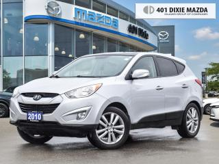 Used 2010 Hyundai Tucson Limited w/Nav NO ACCIDENTS| NAVIGATION| LEATHER SE for sale in Mississauga, ON