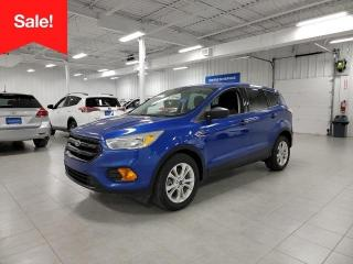 Used 2017 Ford Escape S AWD - CAMERA + MAGS + JAMAIS ACCIDENTE !!! for sale in Saint-Eustache, QC