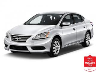 Used 2014 Nissan Sentra S for sale in Saint-Eustache, QC