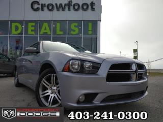 Used 2014 Dodge Charger SXT With Sunroof for sale in Calgary, AB