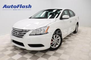 Used 2015 Nissan Sentra SV 1.8L *PUSH-START *MAGS *CAMERA *BLUETOOTH for sale in Saint-Hubert, QC
