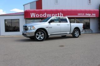 Used 2017 RAM 1500 SLT for sale in Kenton, MB