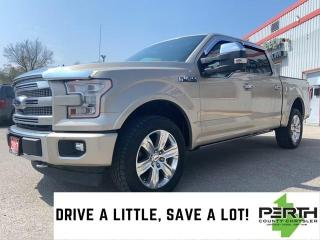 Used 2017 Ford F-150 PLATINUM for sale in Mitchell, ON