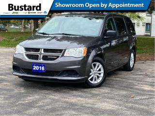 Used 2016 Dodge Grand Caravan 4dr Wgn SXT | Dvd | Rear Cam | Bluetooth for sale in Waterloo, ON