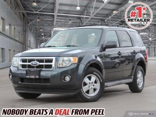 Used 2009 Ford Escape XLT Automatic for sale in Mississauga, ON