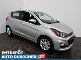 Used 2019 Chevrolet Spark LT - Économique - Automatique - Climatiseur for sale in Laval, QC