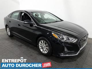 Used 2018 Hyundai Sonata GL - Apple/Android - Caméra de Recul - Climatiseur for sale in Laval, QC