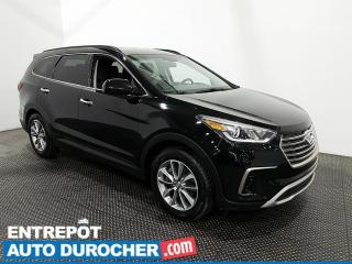 Used 2017 Hyundai Santa Fe XL 7 Passagers - Bluetooth - Climatiseur for sale in Laval, QC
