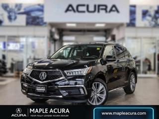 Used 2017 Acura MDX Elite Package for sale in Maple, ON