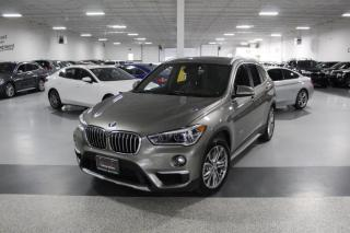 Used 2017 BMW X1 XDRIVE28i NO ACCIDENTS I PANOROOF I REAR CAM I PUSH START for sale in Mississauga, ON