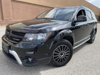 Used 2017 Dodge Journey AWD 4dr Crossroad   (403)966-2131 text to view for sale in Calgary, AB