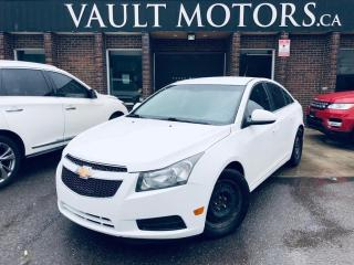Used 2014 Chevrolet Cruze 4dr Sdn Diesel, LEATHER for sale in Brampton, ON