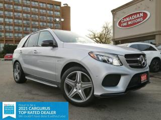 Used 2017 Mercedes-Benz GLE-Class AMG GLE43 I NIGHT PKG I 21 INCH WHEELS I PANO I NAVI I CAM for sale in Scarborough, ON