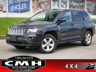 Used 2015 Jeep Compass Sport  4X4 PWR-GROUP A/C 17-AL for sale in St. Catharines, ON
