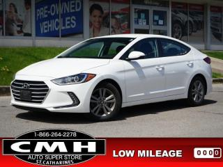 Used 2018 Hyundai Elantra GL Auto  CAM BLIND-SPOT HTD-SEATS 16-AL for sale in St. Catharines, ON