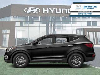 Used 2017 Hyundai Santa Fe Sport SE  - $118 B/W for sale in Brantford, ON