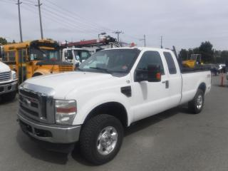 Used 2010 Ford F-250 SD XLT SuperDuty 4WD Long Box Dual Fuel (Propane & Gas) With Power Tailgate for sale in Burnaby, BC