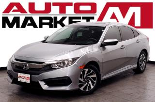 Used 2016 Honda Civic EX Certified!Sunroof!WeApproveAllCredit! for sale in Guelph, ON