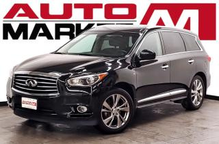 Used 2014 Infiniti QX60 Certified!AWD!Navigation!WeApproveAllCredit! for sale in Guelph, ON