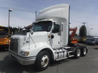 Used 2009 International 9200i Diesel Highway Tractor Day Cab with Air Brakes for sale in Burnaby, BC