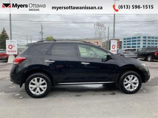 Used 2014 Nissan Murano SV  - Sunroof -  Heated Seats for sale in Ottawa, ON