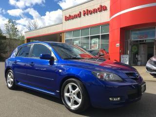 Used 2007 Mazda MAZDA3 GS for sale in Courtenay, BC