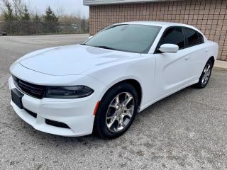 Used 2017 Dodge Charger SXT | AWD | NAVI | for sale in Barrie, ON