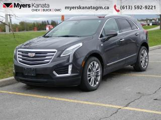 Used 2017 Cadillac XT5 Premium Luxury  - Navigation for sale in Kanata, ON