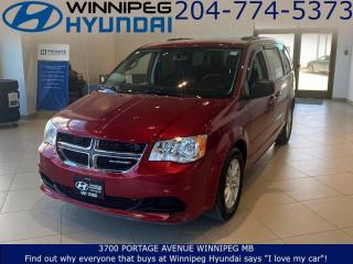 Used 2014 Dodge Grand Caravan SXT for sale in Winnipeg, MB