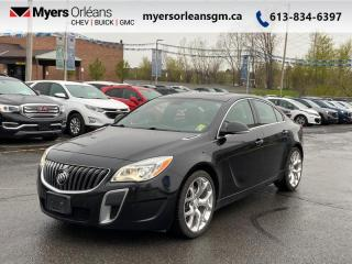 Used 2014 Buick Regal GS  2 sets of tires! for sale in Orleans, ON
