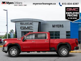 New 2021 GMC Sierra 2500 HD AT4  - Sunroof - Leather Seats for sale in Orleans, ON