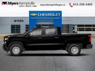 New 2021 Chevrolet Silverado 1500 Work Truck  - SiriusXM for sale in Kemptville, ON