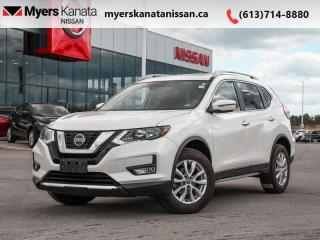 Used 2019 Nissan Rogue SV  - Heated Seats - Low Mileage for sale in Kanata, ON